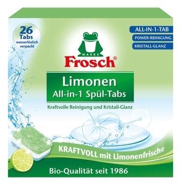 Limonen All-in-1 Spül-Tabs
