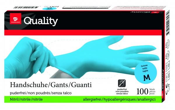 Nitril-Handschuhe 100 Stück